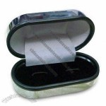 Cufflink Paper Gift Box in Various Sizes for Bracelet, Necklace and Rings