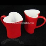 Cup with Heart Shape