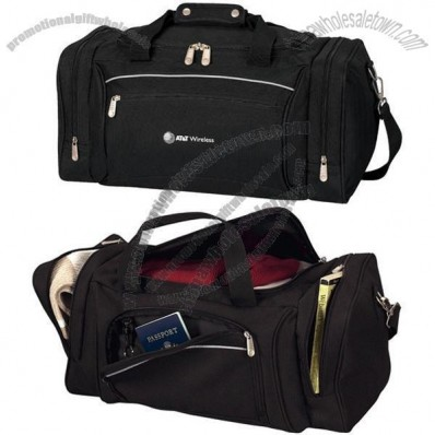 Currency Cargo Duffel Bag