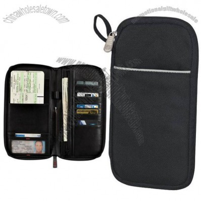 Currency Travel Document Holder