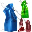 Curvy Flexi Bottle, 13.5 oz Collapsible Water Bottle
