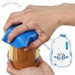 Cushioned Jar Opener - Milk Jug Shaped