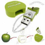 Custom Apple Design USB Flash Drive