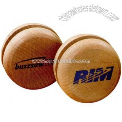 Custom Branded Wooden yo-yo