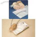 Custom Clear Wicketed Bread Bags