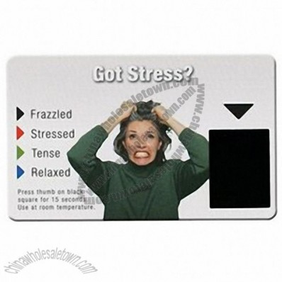 Custom Design Stress Relief Card