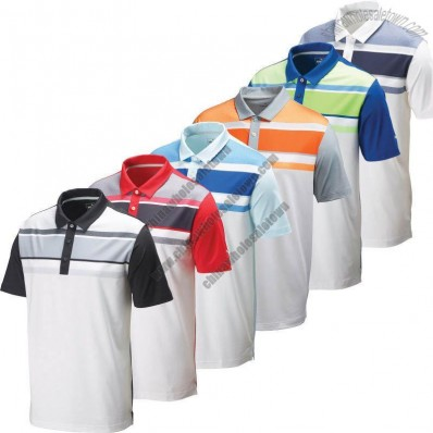 Custom Embroidery Promotional Color Combination Polo T-Shirt