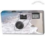 Custom Four-Color Disposable Cameras