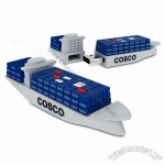 Custom Freighter USB Flash Drives