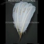 Custom Logo Feather Quill Pens