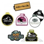 Custom Shape Bag Tags