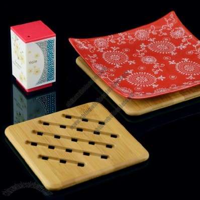 Custom Square Bamboo Placemats
