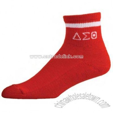 Custom anklet socks