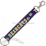 Custom belt lanyard