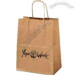 Custom printed kraft bag