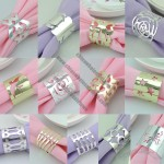 Customised Napkin Rings