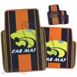 Customizable PVC Car Mats