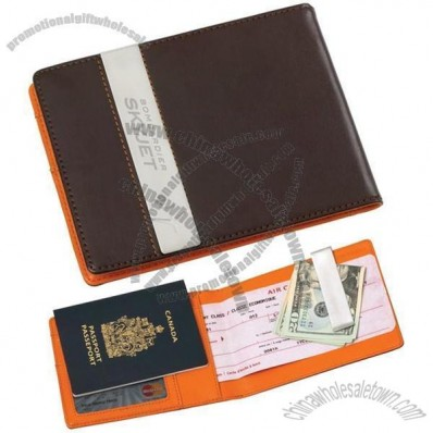 Customizable Passport Holder