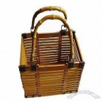 Customized Bamboo Basket