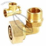 Customized Brass Pipe Fittings