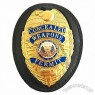 Customized Design and Logos Metal Police Badge