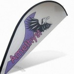 Customized Feather Flag