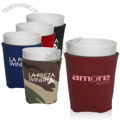 Customized Foam Solo Style Cup Insulators