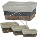 Customized Folding Storage Basket