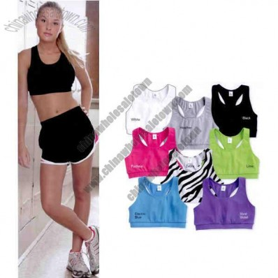 Customized Ladies' sports bra