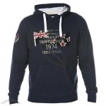 Customized Men Fleece Hoodies Top Clothing