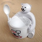 Customized Plastic Ice Cream Bowls