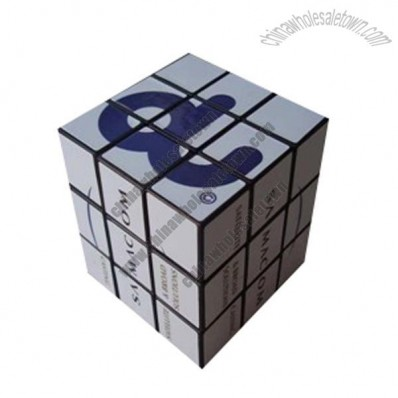Customized Polypropylene Puzzle Cube (2.13