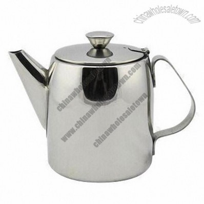 Customized Stainless Steel Coffee Pot