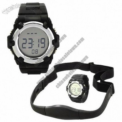 Customized Wireless Heart Rate Monitor with Chest Strap