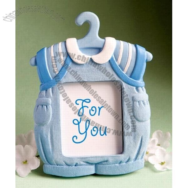 Cute Baby Shower Favors Boy Photo Frame, Wedding Photo Frame