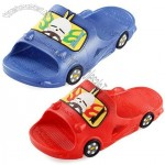 Cute Car Children's Slippers