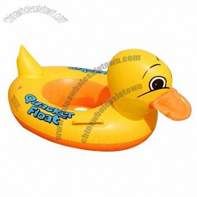 Cute Duck Swim Ring