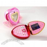 Cute Mirror Dual SIM Lady Cell Phone