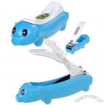 Cute Pig Design Baby Nail Clipper
