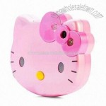 Cute Pink Lady's Phone-Hello Kitty Mobile Phone
