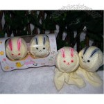 Cute Promotional Gift Towel Bunny Design
