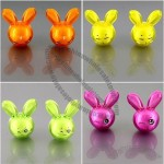 Cute Rabbit Doll Shaped Car Air Outlet Air Freshener Car Perfume Kit
