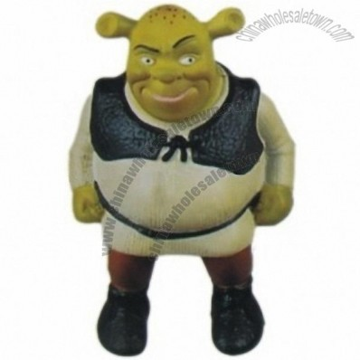 Cute Shrek Stress Reliever