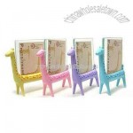 Cute giraffe Polyresin photo frame