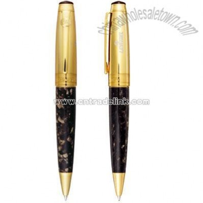 Cutter & Buck Signature Ed. Twist Pen-Gold