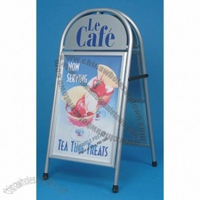 D-Frame Sign Stand