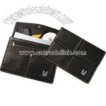 DAKOTA LEATHER CONFERNCE WALLETS