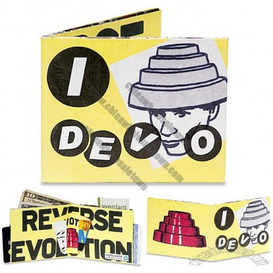 DEVOlution Mighty Wallet, Tyvek Wallet