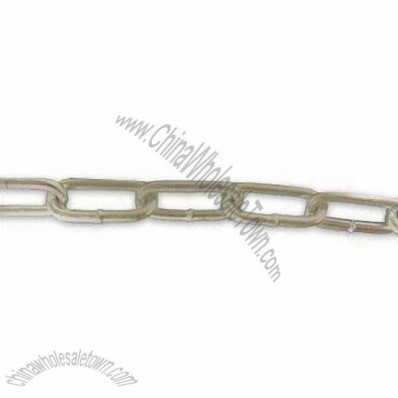 DIN763 Long Chain with Hot-dipped Galvanized Finish