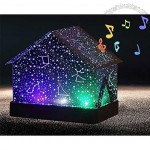 DIY House Shaped Romantic Star Projector